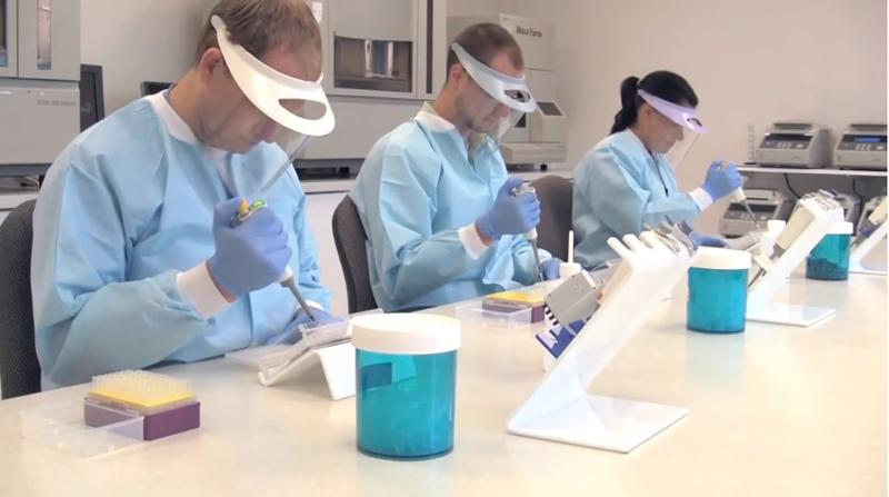 Технология и оборудования генетической лаборатории DDC