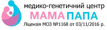 Логотип Мама Папа
